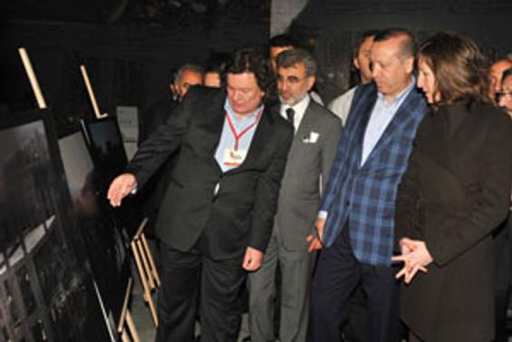 RDKM'nin açılışını Erdoğan yaptı