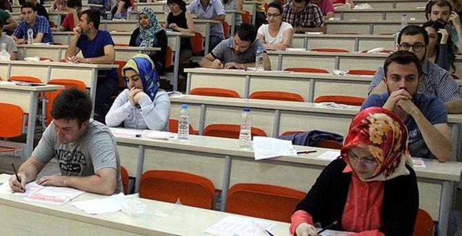 Aday öğretmenlere farklı ilde sınav hakkı