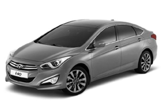 Hyundai,  i40'ını Avrupa pazarına tanıttı