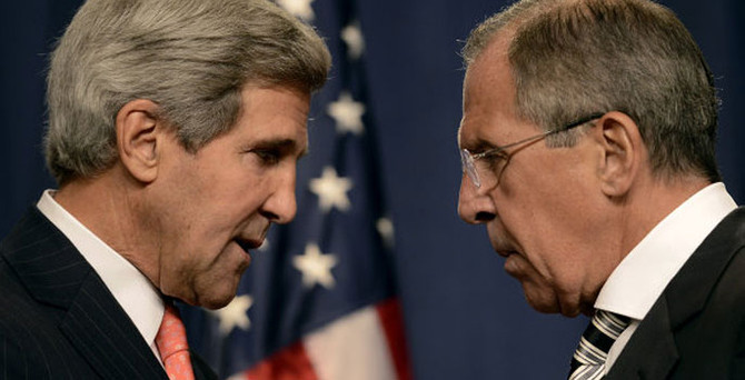 Suriye'de iki konuda aynı görüşteler