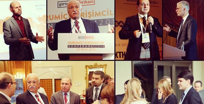 3. Kurumiçi Girişimcilik Konferansı, 14 Ekim'de