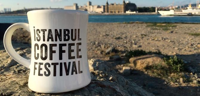 İstanbul Coffee Festival'de hedef dünyanın en büyüğü olmak