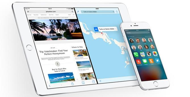 iOS 9 dün akşam yayınlandı