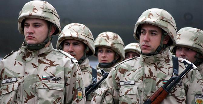 Bulgaristan, sınıra askeri birlik gönderiyor