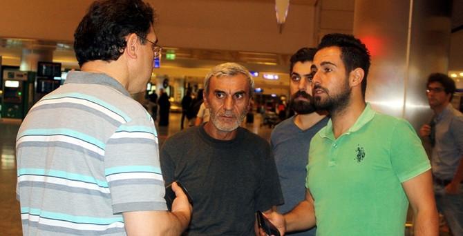 Serbest kalan 2 işçi Türkiye'ye getirildi