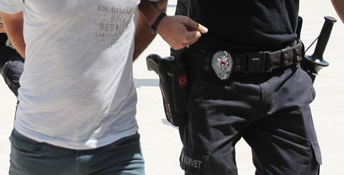 PKK'nın sözde bölge sorumlusu yakalandı