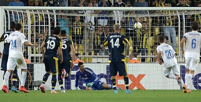 Fenerbahçe'ye Molde şoku!