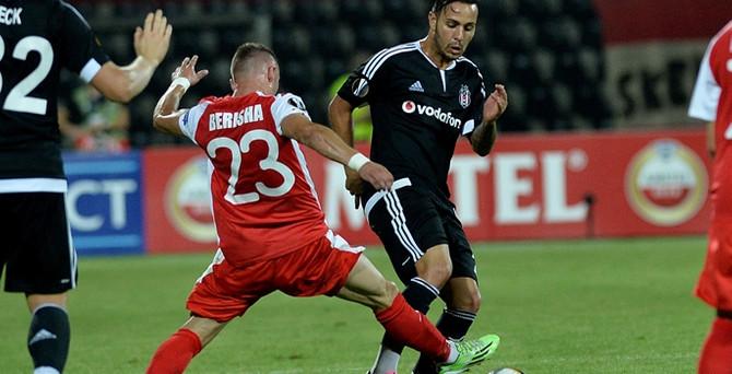 Beşiktaş güzel başladı