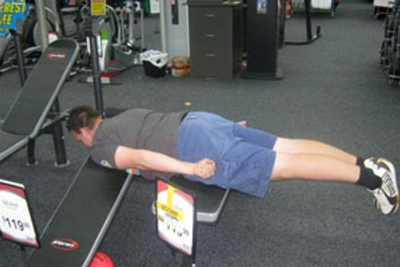 Planking çılgınlığında korkulan oldu
