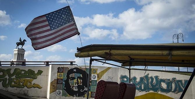 Küba'ya yönelik ticari yaptırımları kaldırıyor
