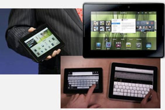 BlackBerry'nin üreticisine PlayBook şoku