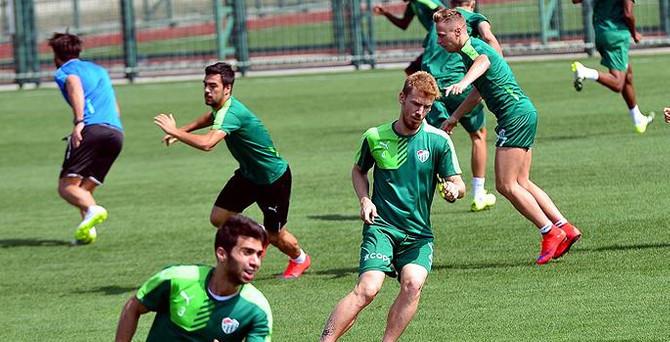 Bursaspor Fenerbahçe maçına hazır