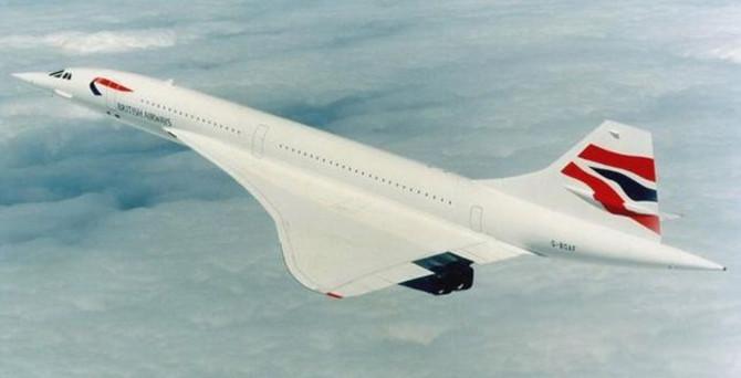 Concorde efsanesi geri dönüyor
