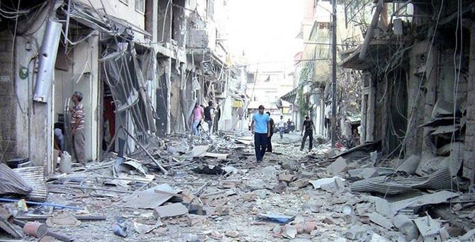 Suriye'de 48 saatlik ateşkes