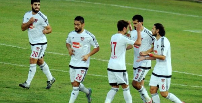 Gaziantepspor 1 - 0 Kayserispor