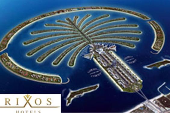 Rixos Dubai'ye giriyor