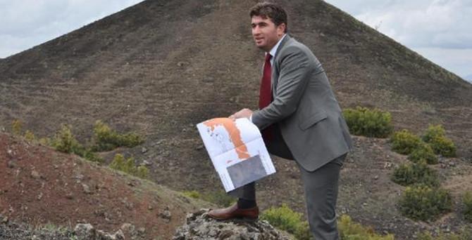 Kula volkanları için hedef 1 milyon turist