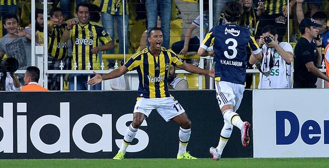 Fenerbahçe tek farkla kazandı