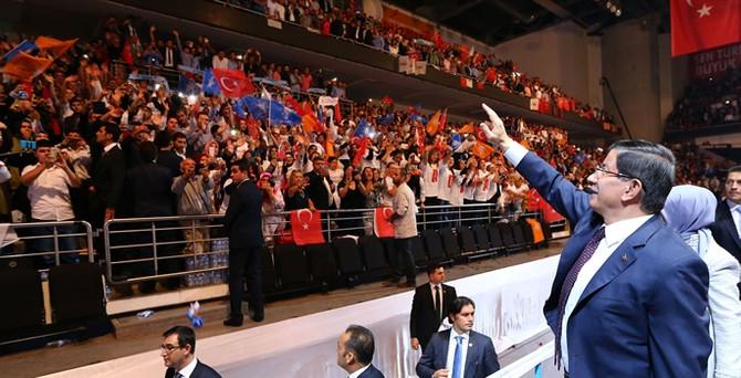 Davutoğlu'ndan partilere 'çevreci' çağrı