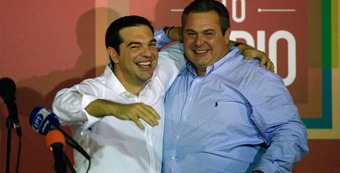 Avrupa borsalarında Yunanistan morali