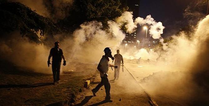 Gezi eylemlerinden 2 yıl sonra 94 kişiye dava