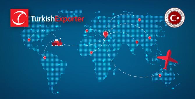 Türkiye'nin tek özel sektör ihracat geliştirme merkezi: Turkishexporter.Net