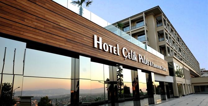 Tarihi Çelik Palas, Swiss-Belhotel International ile dünyaya açıldı