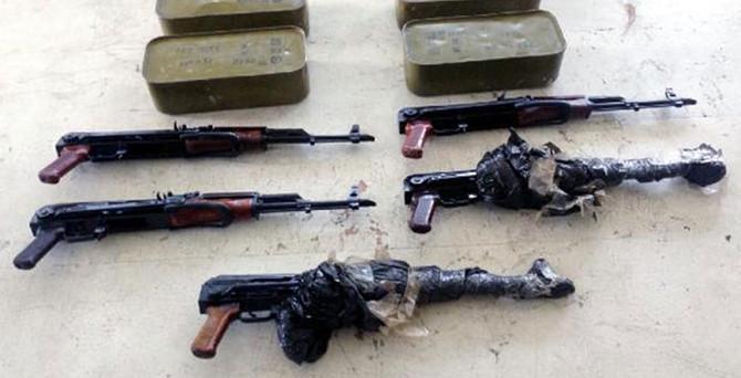 Diyarbakır'da terör operasyonu: 2 gözaltı