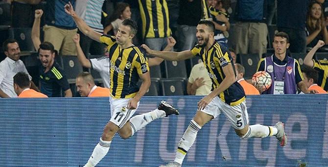 Süper Lig'de zirvenin rengi değişmedi