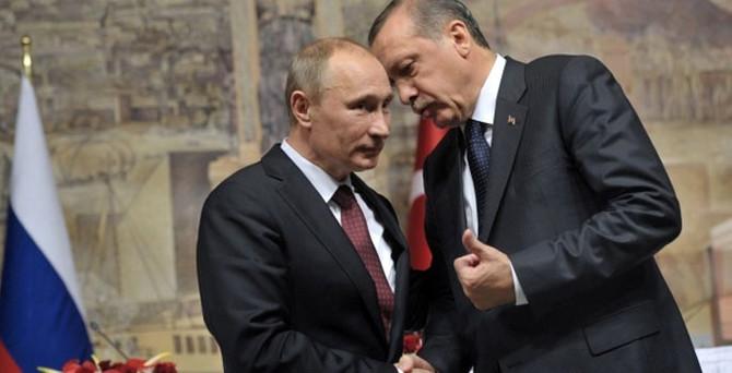 Rusya'da kritik Erdoğan-Putin buluşması