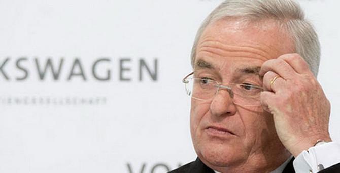 Volkswagen CEO'su istifa etti iddiası