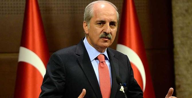 Kurtulmuş: Sığınmacılar belki uzun yıllar Türkiye'de kalıcı