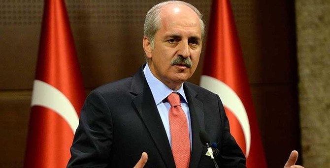 Başbakan Yardımcısı Kurtulmuş'tan Meclis'e çağrı
