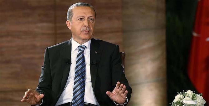 Erdoğan istifaları değerlendirdi