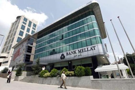 Bank Mellat Türkiye'de de işlem yapamıyor