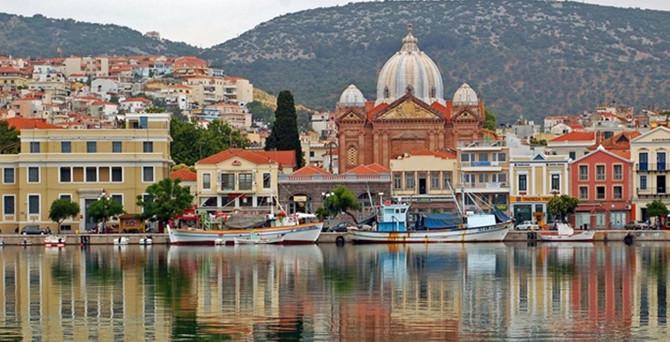 Yunan adalarına ilgi azaldı