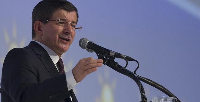 Davutoğlu Konya'da konuştu
