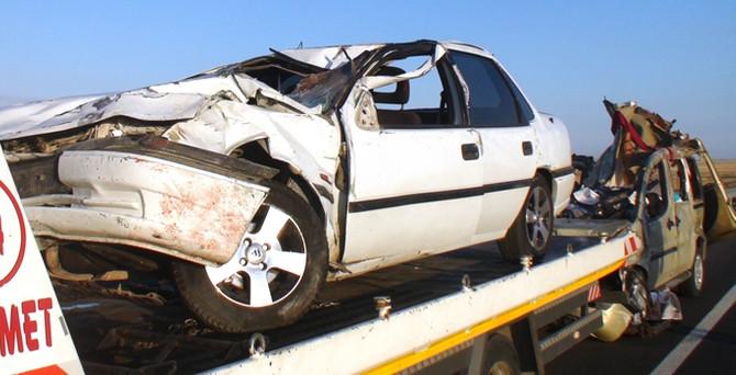 Niğde'de trafik kazası: 13 ölü