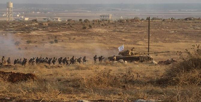 Suriye'de 3 bölgede ateşkes