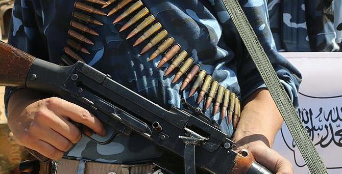Eğit-donatın silahları Nusra Cephesi'nin elinde