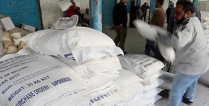 BM'ye 1 milyar dolarlık gıda sattık