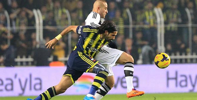 Sezonun ilk derbisi Beşiktaş-Fenerbahçe arasında