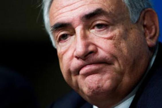 Strauss-Kahn'a şartlı tahliye