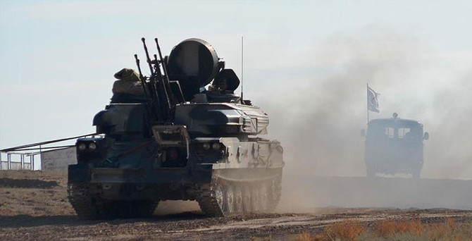 Azerbaycan-Ermenistan arasında çatışma