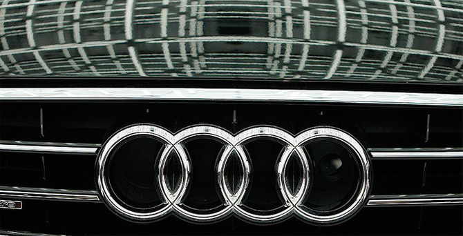 Emisyon skandalı Audi'yi de vurdu