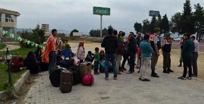 Sığınmacıların yeni hedefi İpsala Sınır Kapısı