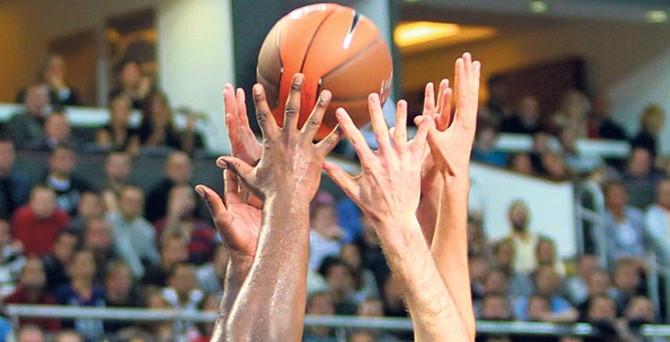 Basketbol Süper Ligi'nde hava atışı yapılıyor