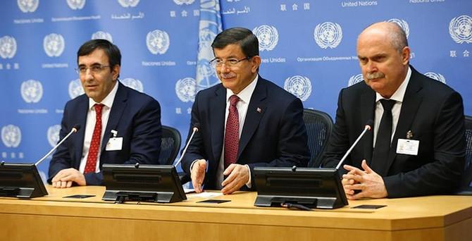 Başbakan Davutoğlu'ndan önemli açıklamalar