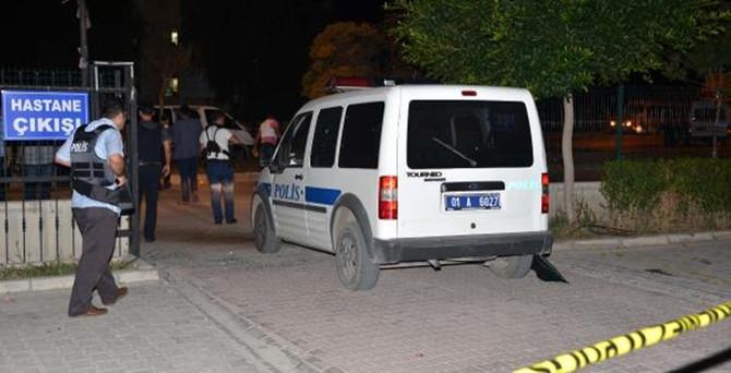 Adana'da silahlı saldırı: 2 şehit