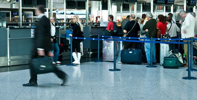 Havada yolcu sayısı 182 milyona çıktı